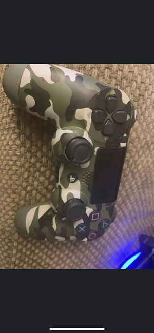 ps4 camo controller for Sale in Phoenix, AZ