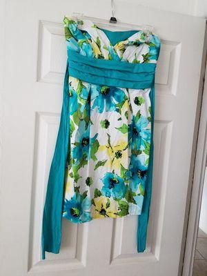 Knee length floral dress for Sale in Cypress Gardens, FL