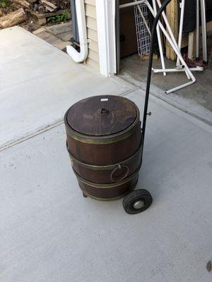Vintage beer/soda cooler on wheels for Sale in Lloyd Harbor, NY