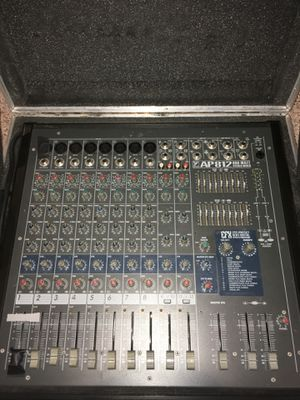 12 Channel Pro Mixer for Sale in Northbrook, IL