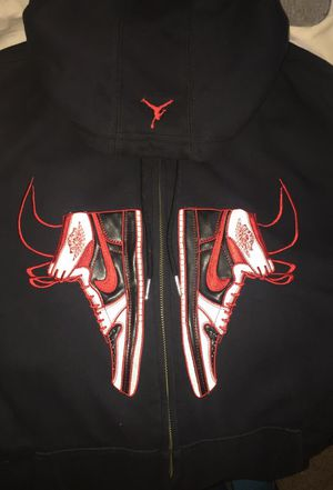 Chicago Bulls Jordan hoody for Sale in Baltimore, MD