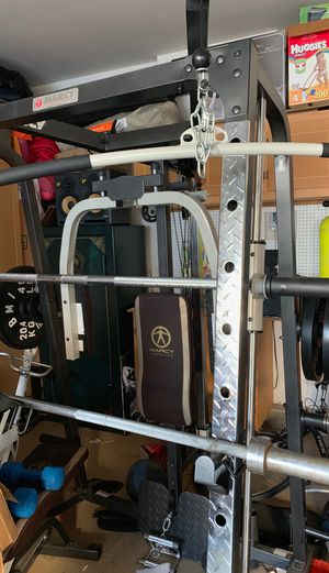 Marcy at home gym System with 350 in weight for Sale in Chula Vista, CA