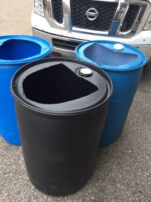 Barrel Dog Houses - $40 each for Sale in Detroit, MI
