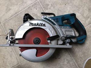 MAKITA skillsaw 36v for Sale in Carlsbad, CA
