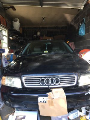 Car for sale (Black Audi) for Sale in Laurel, MD