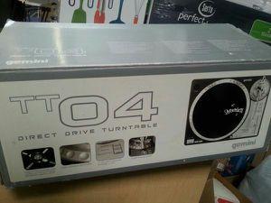 Gemini turntable direct drive TT04 for Sale in Garden Grove, CA