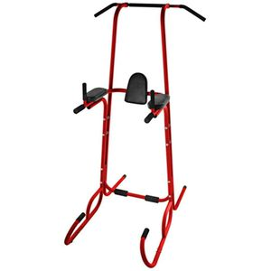 X Power Tower with VKR, Red - Perfect Workout / Exercise for Body Strength - To Do at Home for Sale in Los Angeles, CA