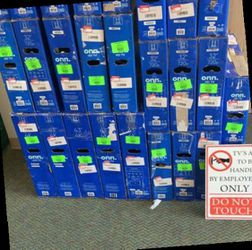 "ONN 24"",32"",and 43"" TVS LIQUIDATION SALE EE5 for Sale in Kyle,  TX"