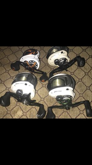 Lews reels for Sale in Nuevo Laredo, MX