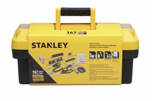 NEW Stanley Mixed Tool Box with 167 Pieces for Sale in Centreville, VA