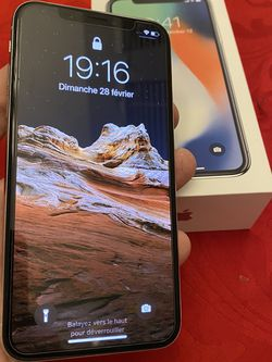 iPhoneX 256GB White Unlocked Great Condition for Sale in Austin,  TX