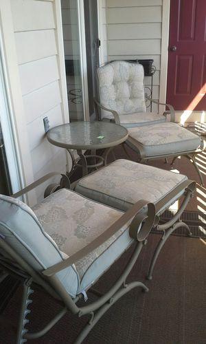 Five piece patio furniture for Sale in Alexandria, VA