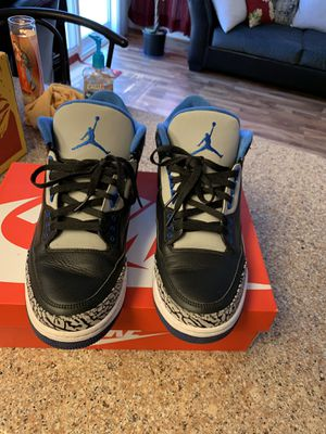 "Jordan 3's "" sport blue "" for Sale in Sterling, VA"