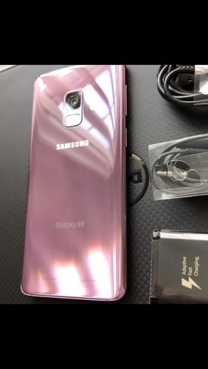 Samsung Galaxy S9 just like NEW ( FACTORY UNLOCKED) for Sale in Springfield, VA