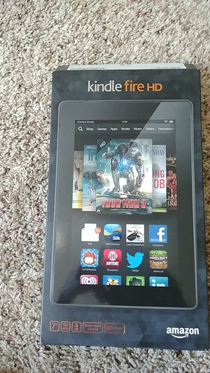 Kindle fire hd for Sale in McMurray, PA