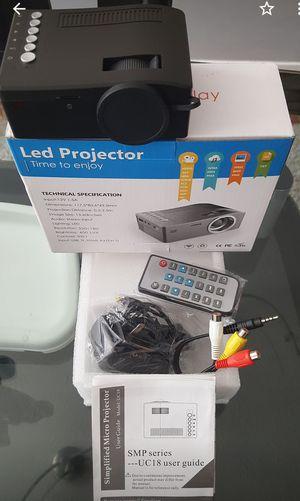 Mini HD projector for Sale in Falls Church, VA