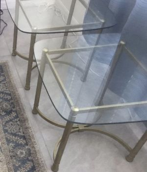 Coffee table and end tables for Sale in Kissimmee, FL