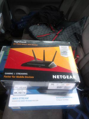 Nighthawk wifi router for Sale in Smoke Rise, GA