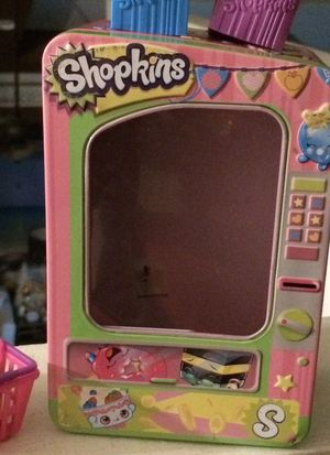 Shopkins Colection and accesories for Sale in Kissimmee, FL