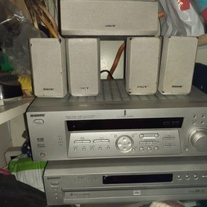 Sony Stereo Surround Sound System for Sale in Riverside, CA