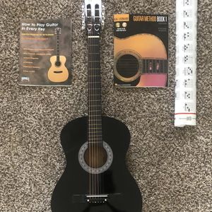 Beginner Guitar Package for Sale in Stockton, CA