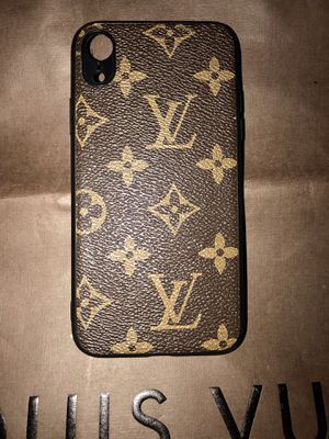 Louis Vuitton iPhone XR case for Sale in Peoria, IL