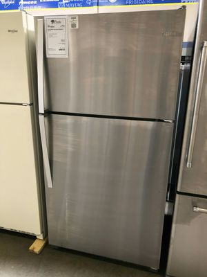 "✨NEW Whirlpool 33"" Wide Top Freezer Refrigerator #//# for Sale in Gilbert, AZ"