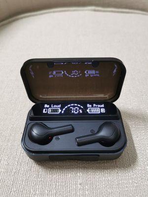 (B19)Bluetooth Earphone True Wireless Earbuds headset Mini Earphones Waterproof Headphone for Sale in Brea, CA