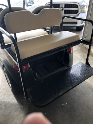 48 volt 2012 Cub Cadet Electic Golf Cart for Sale in Fort Wayne, IN