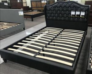 Brand new queen size platform bed frame for Sale in Silver Spring, MD