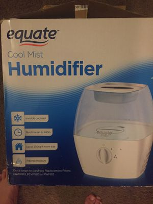 Equate humidifier for Sale in Columbus, OH