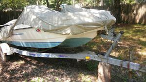 Boat and trailer for Sale in Clinton, MD