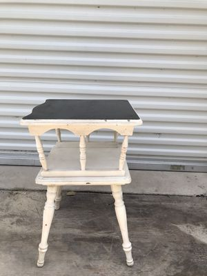 Old antique end table for Sale in Spring Hill, FL