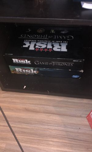Risk Board Games for Sale in Westminster, CO