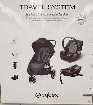 Brand New Cybex Travel System Stroller Car seat for Sale in Phoenix, AZ