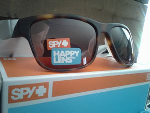 New Spy Optics Matte Blonde Sunglasses With Bronze Happy Lenses for Sale in Lake Forest, CA