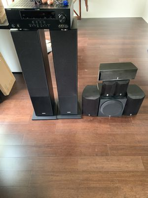 Yamaha Surround Sound/ Stereo System for Sale in Saint Charles, MD