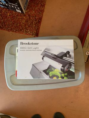 Brook stone bbq grill light for Sale in Longwood, FL