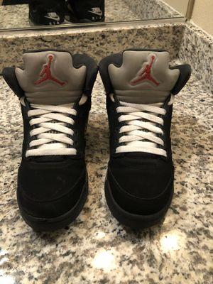 Jordan 5s size 5 for Sale in Las Vegas, NV