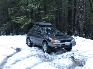 Lifted 1998 Subaru Impreza 2.5 for Sale in Tacoma, WA