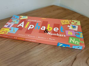 eeBoo Alphabet puzzle game for Sale in Puyallup, WA