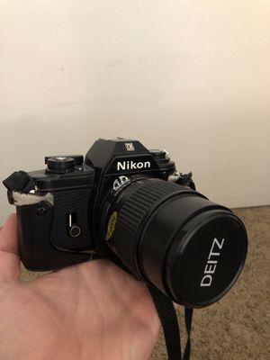 Nikon EM Film Camera for Sale in San Diego, CA