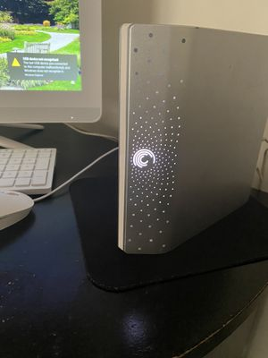 I have a sternal hard drive 1000 GB I'm selling for Sale in Columbia, MD