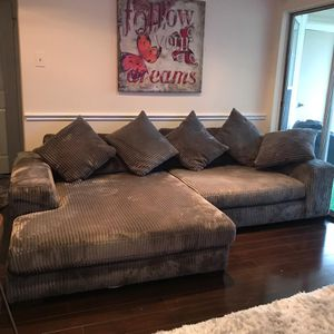 Sofa Sectional for Sale in Gaithersburg, MD