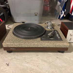 Optonica By Sharp Vintage Stereo System for Sale in Virginia Beach, VA