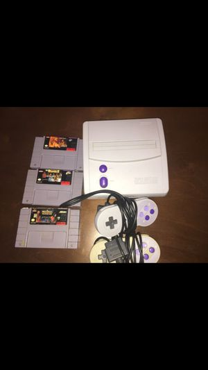 Super Nintendo 101 for Sale in Providence, RI