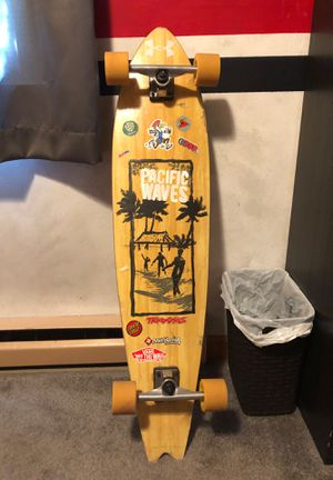 Pacific waves long board for Sale in Avella, PA