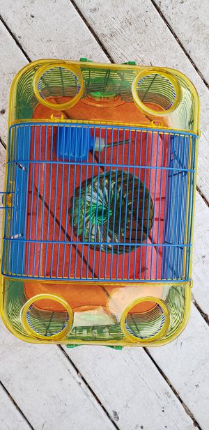 Hamster cage for Sale in Benton City, WA