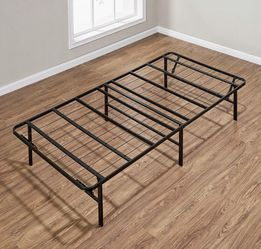 Twin Foldable Steel Bed Frame for Sale in Hacienda Heights,  CA