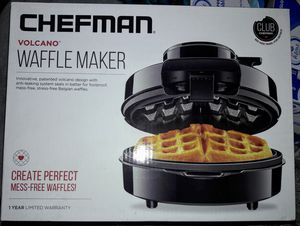 Volcano Waffle Maker for Sale in Oregon City, OR